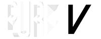 Pure V logo - wit W200px